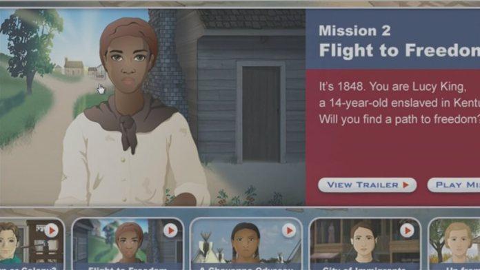 В начальной школе Аризоны детям предложили стать рабыней