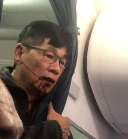 Что случилось с офицерами, жестоко выдворившими пассажира с United Airlines