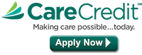 CareCredit Making care possible...today Apply Now