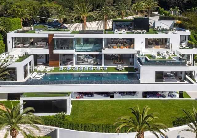 یک معامله وجود دارد: املاک لوکس Bel Air به قیمت یک میلیون دلار ، دو سال پس از ارائه آن به ...