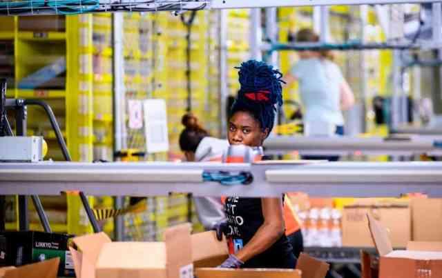 Amazon révèle que plus de 19,000 travailleurs ont obtenu le COVID-19