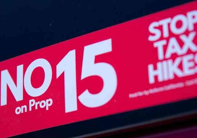 Victoire significative pour les propriétaires en Californie: le projet de loi d'augmenter l'impôt foncier rejeté! Parallèlement à l'élection ...
