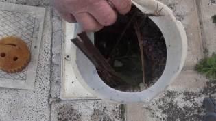 Guanto raccogli sporco e proteggi filtro