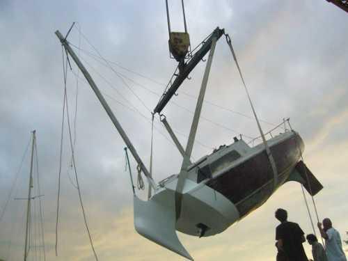 sinking boat 6