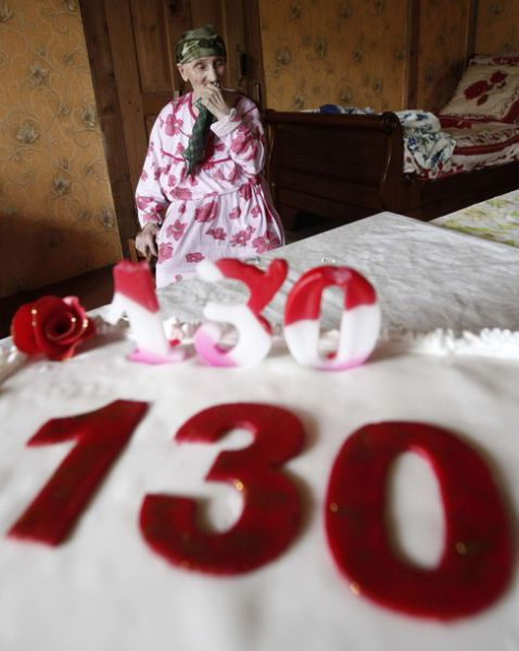 oldest woman 15