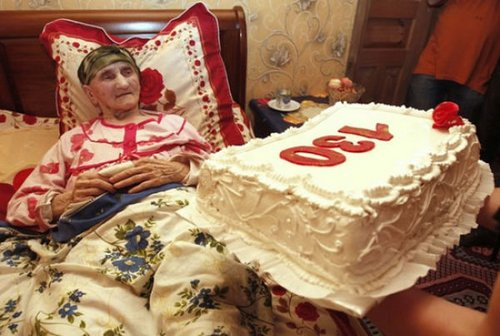 oldest woman 5