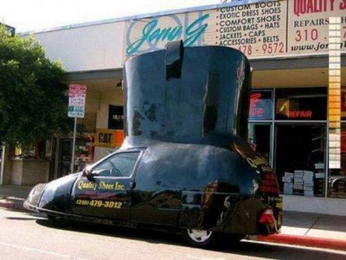 shoe car 3