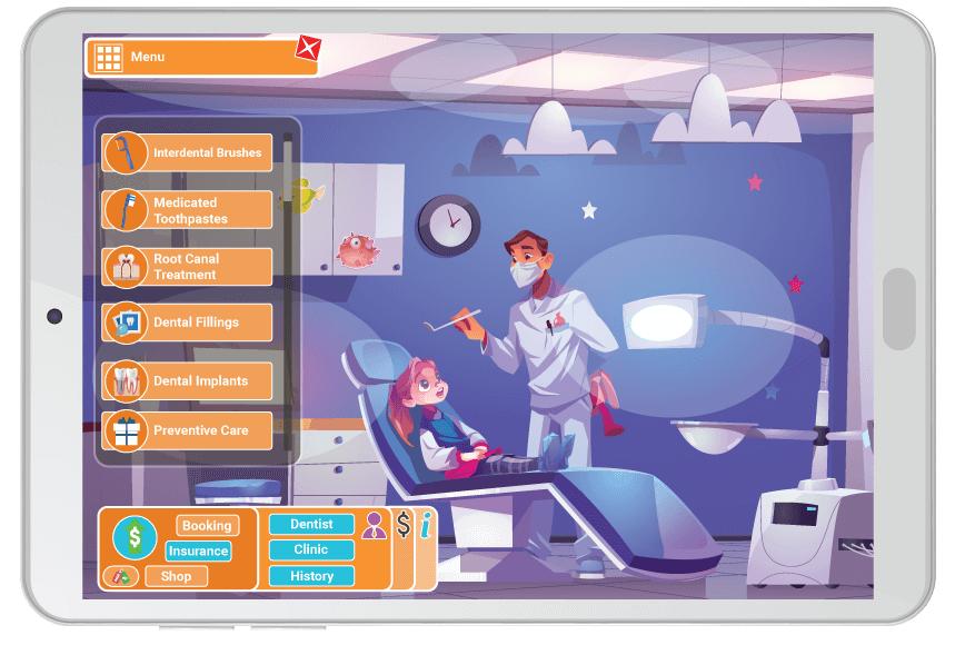 gamification in elearning-example