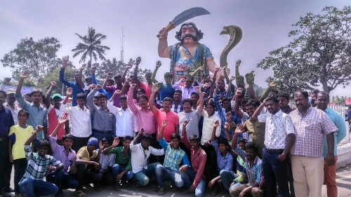 Mysore city celebrated Mahishana Habba_1