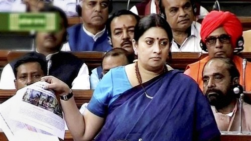 Smiriti Irani_Forward Press (1)