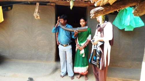 is their traditional music instruments..which is essential to carry in marriage.