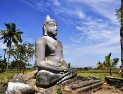 The 'Buddha Samy' of Thiyaganur, Tamil Nadu