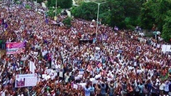 Dalit-protest-in-Gujarat