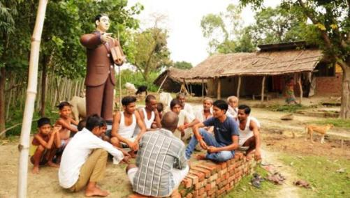 ambedkar-statue-up-village