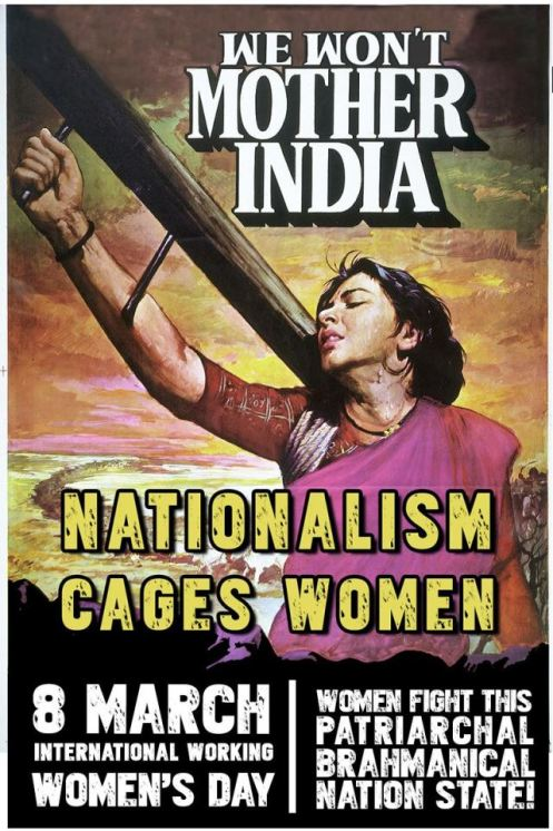 Bharat Mata And Her Unruly Daughters Forward Press