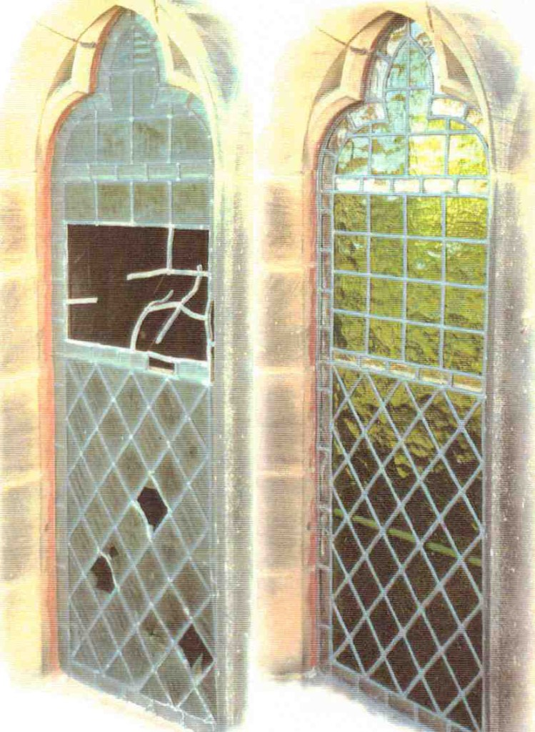 Stained Glass Repairs Warrington