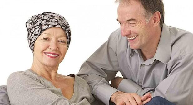 'Kanker heb je samen'