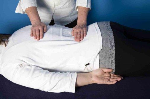 Vitaler door de behandelingen met Healing Touch