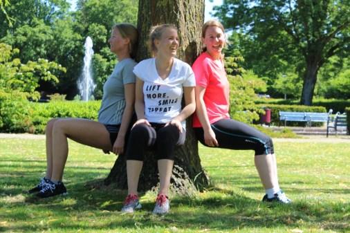 Werken aan je fitheid en conditie
