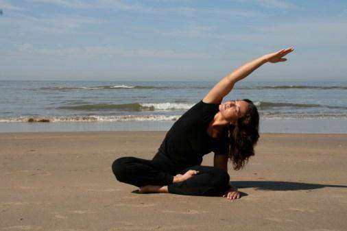 Yoga: focus on the good