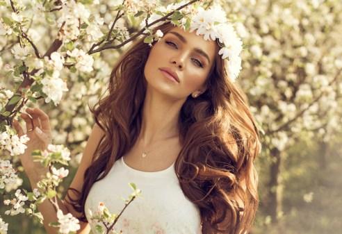 Wonderschoon de lente & de zomer door