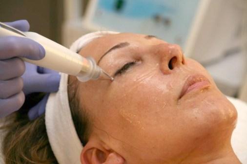 Werken aan echte huidverbetering