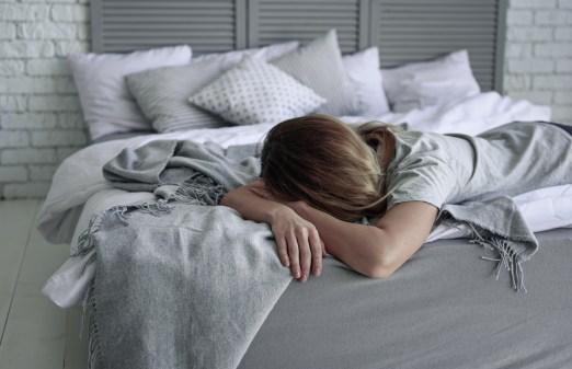'De spanning in je lichaam neemt af'