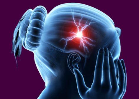 Gelukkig geen migraine meer