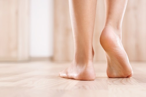 Je voeten en chemotherapie