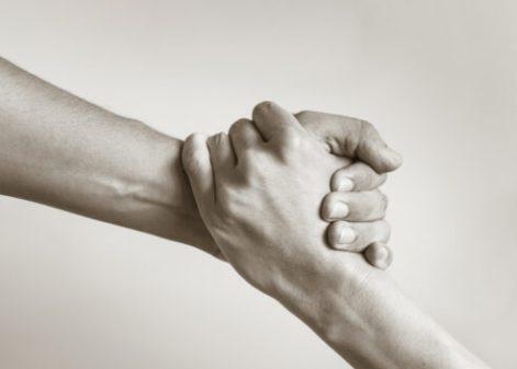 Samen praten geeft je kracht