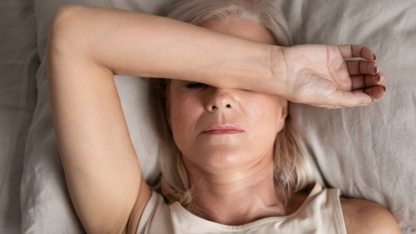 'Ik lag wakker van de maagpijn'