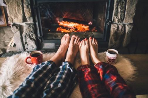 Met mooie voeten de winter door