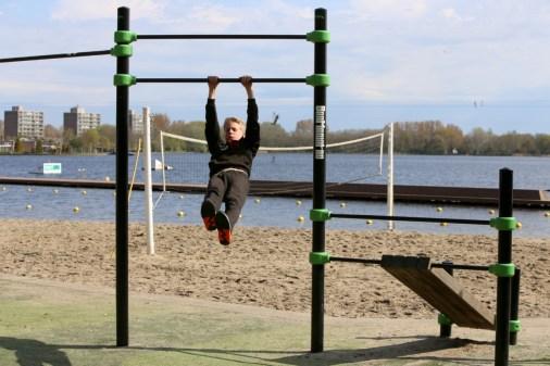 Pijnloos freerunnen dankzij de 'Happy Socks-dokter'
