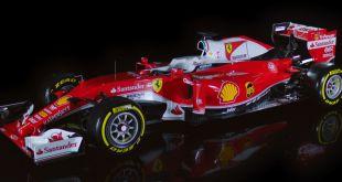 Ferrari SF16-H – video