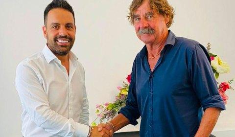 La Vigor Lamezia calcio, squadra militante nel campionato di eccellenza calabra,ha annunciato di aver ingaggiato, per la prossima stagione sportiva, l'ex tecnico della Nocerina Massimo Morgia.