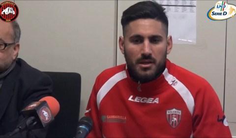 L'ACR Messina ha ufficializzato l'ingaggio del centrocampista, classe '90, Domenico Aliperta. Ex Nocerina, ha indossato la maglia rossonera nella stagione 2016/2017 collezionando 15 presenze.