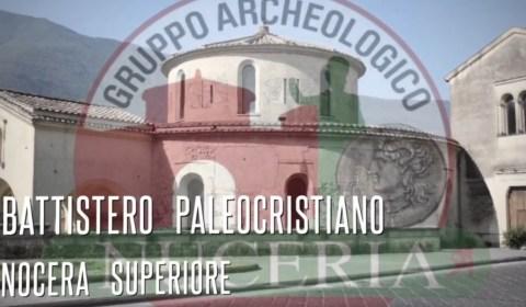 Il Gruppo Archeologico Nuceria (G.A.N.) ha porosotto il primo video sui siti presenti nell'antica Nuceria Alfaterna e si è voluto cominciare dal Battistero di Santa Maria Maggiore in Nocera Superiore […]