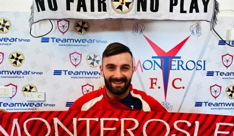 Giornata di vigilia in casa Monterosi Fc in vista della sfida casalinga di domani pomeriggio al Sassari latte Dolce ma anche di presentazione: Danilo Pasqualoni è un nuovo giocatore biancorosso. […]