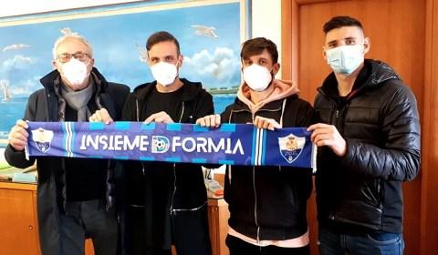 La SSD Insieme Formia è lieta di presentare 3 new entry, dalla sinistra: Giovanni Antongiovanni Centrocampista classe 1996 cresciuto nelle giovanili di Bologna e Avellino, ha indossato le maglie del […]
