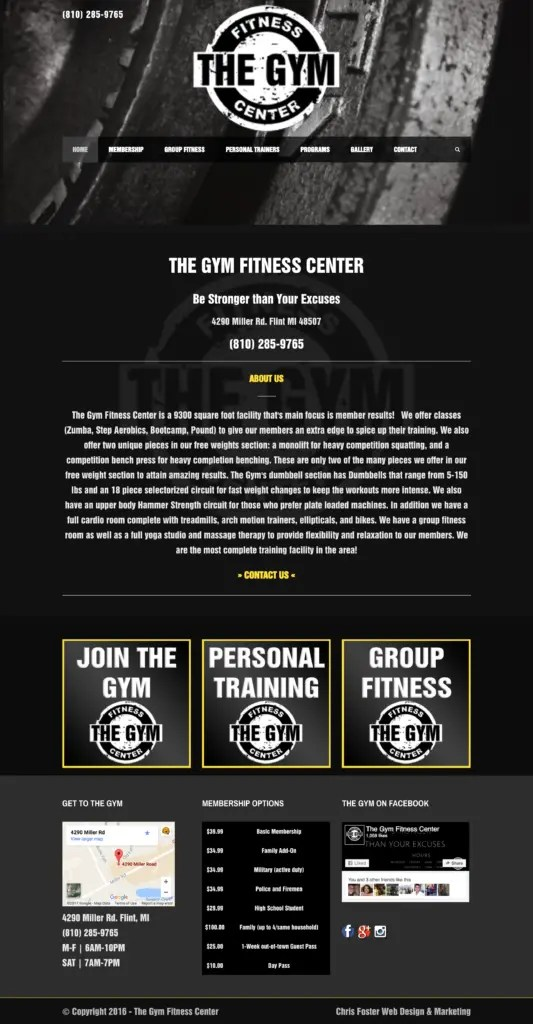 the-gym-fitness