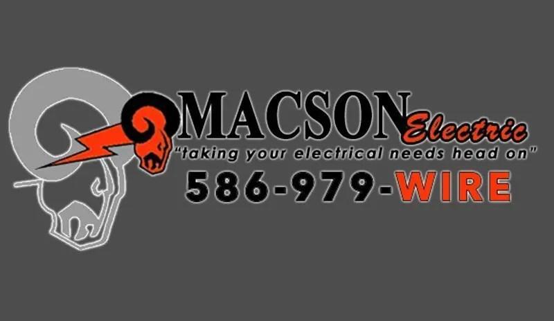 Macson Electric Logo