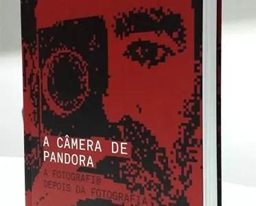 capa do livro a camera da pandora