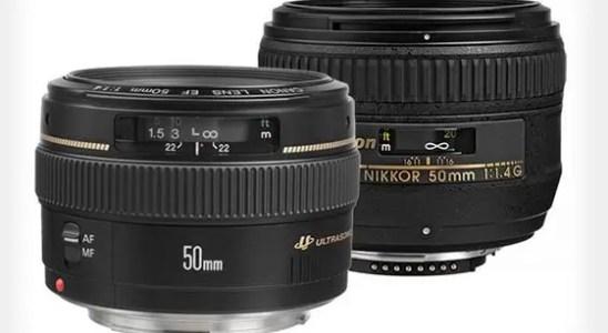 razoes para ter uma lente 50mm
