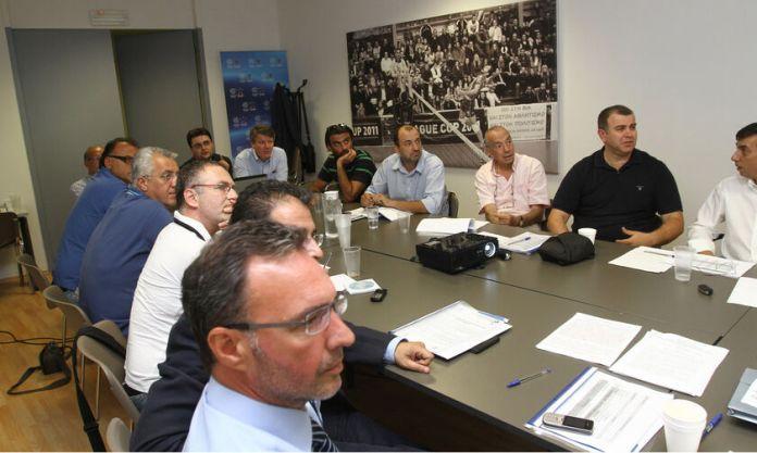 Volley League ανδρών: Τι δεν καταλάβατε; Πρωτάθλημα 8 ομάδων η μόνη λύση