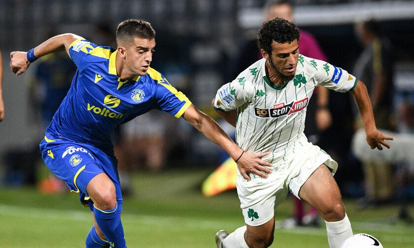 Αστέρας Τρίπολης - Παναθηναϊκός: Το γκολ του Ριέρα για το 1-0 (vid) -  Fosonline
