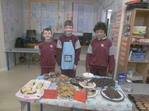 Bake Sale in 4th Class 2018 - 05