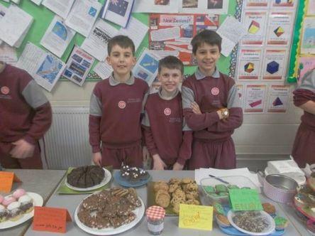 Bake Sale in 4th Class 2018 - 10