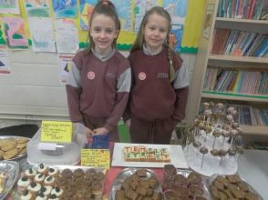 Bake Sale in 4th Class 2018 - 14