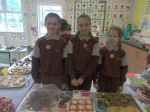 Bake Sale in 4th Class 2018 - 25