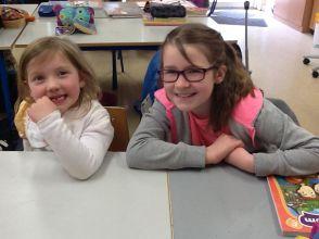 Paired Reading (Juniors) 2018 - 03